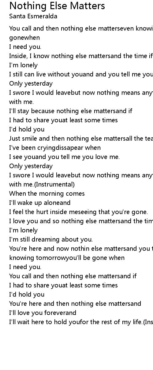 follow lyrics
