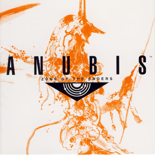 ANUBIS ZONE OF THE ENDERS O.S.T