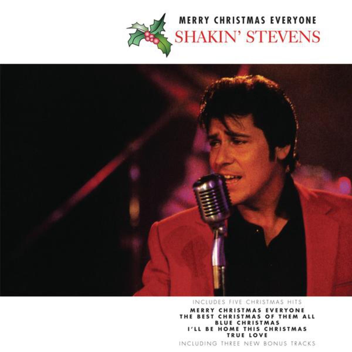 Merry christmas everyone lyrics