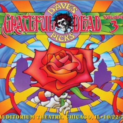 Dave's Picks Vol. 3 - 1971-10-21 & 10-22 Auditorium Theatre Chicago, IL