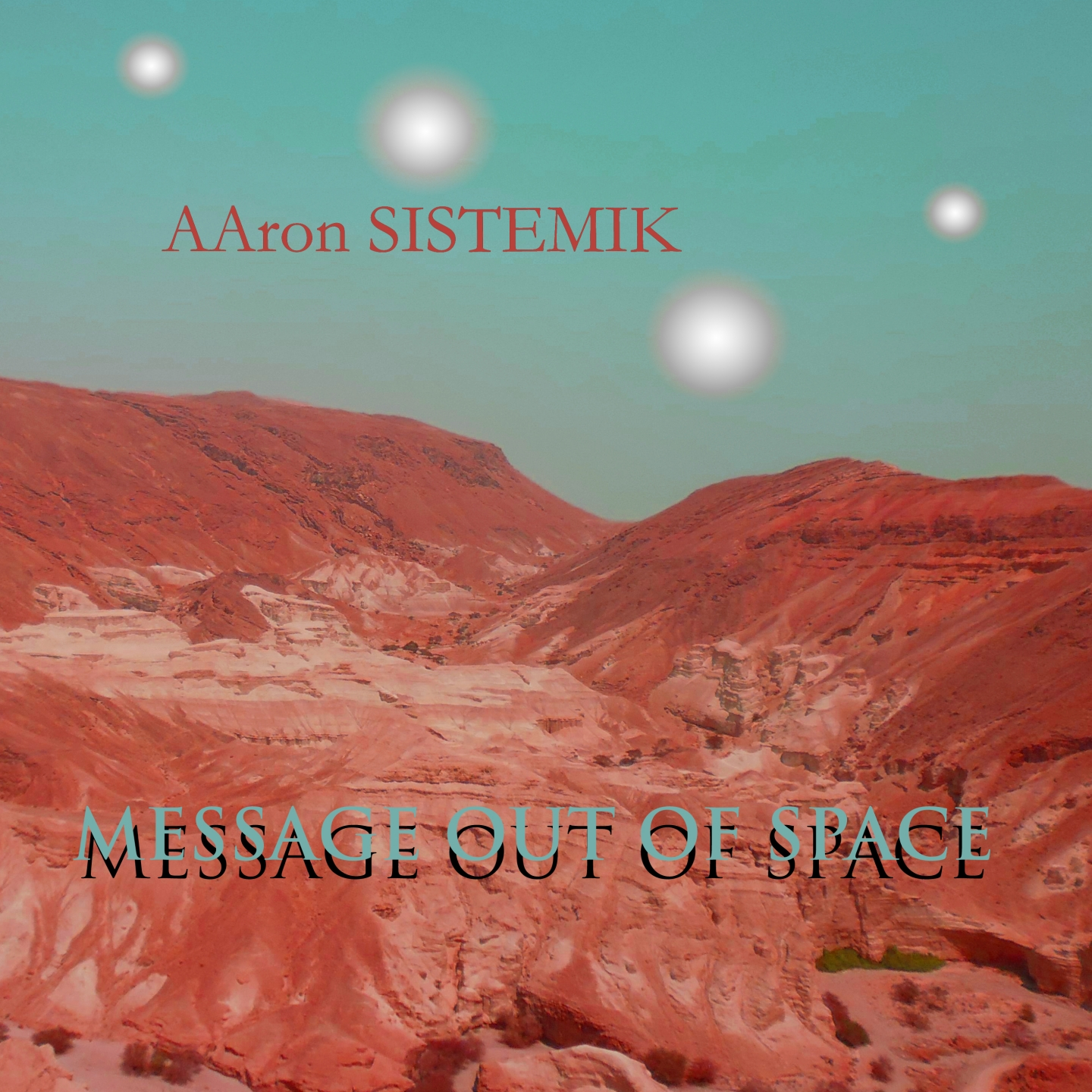 Message out of Space