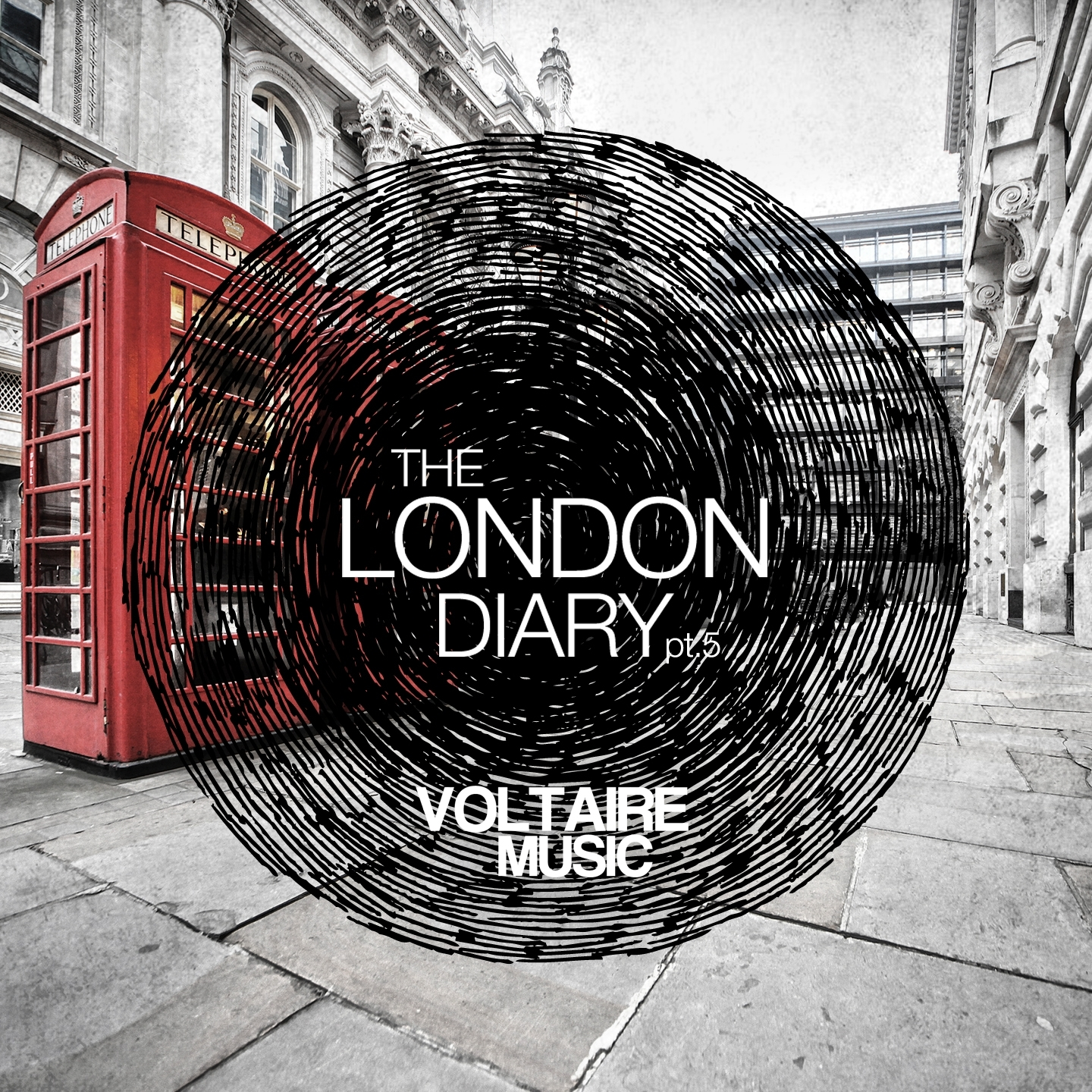 Voltaire Music pres. The London Diary, Pt. 5